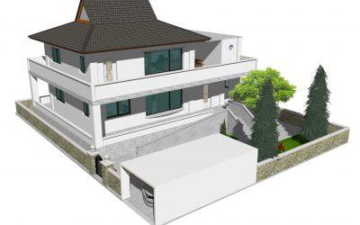 Diseño 3D con SketchUp